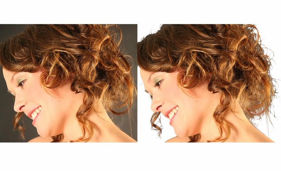 ps 通道抠图复杂头发