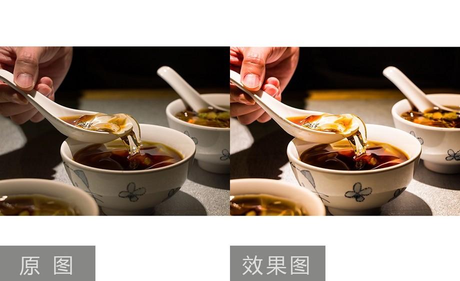 ps-餐饮店美食后期调色修复摄影艺术视频教程下载 -虎
