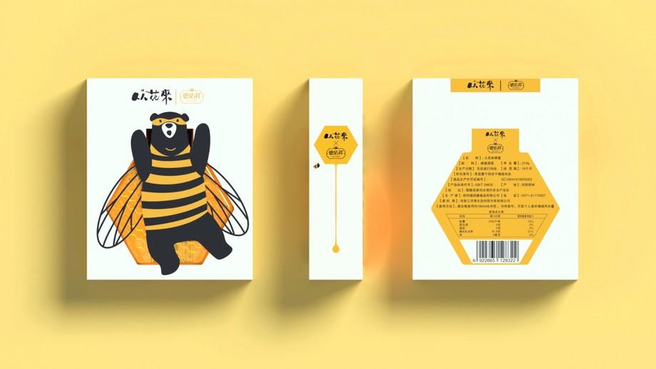 AI-创意蜂蜜包装(上集)