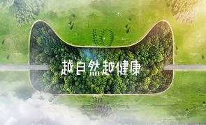 PS-双11草原场景创意海报