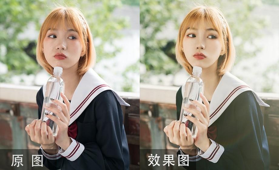 PS-日系胶片少女后期教学