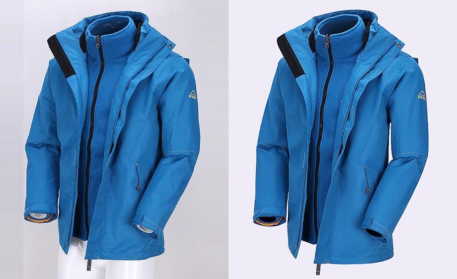 PS-蓝色外套快速去褶皱