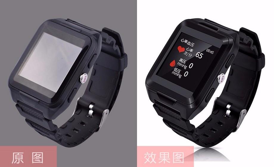 PS-测心率智能手腕表