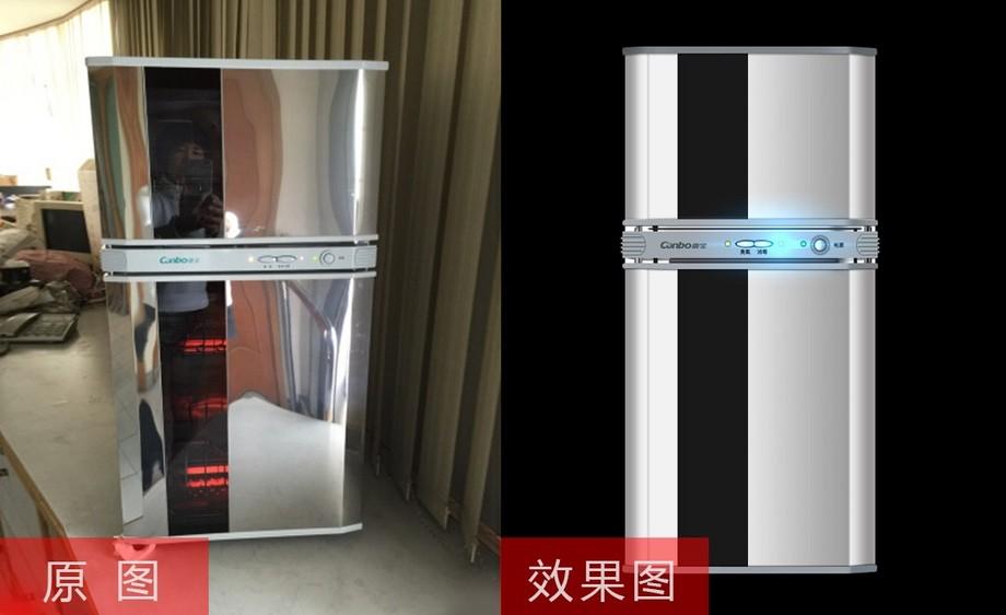 PS-厨房家用消毒柜重绘