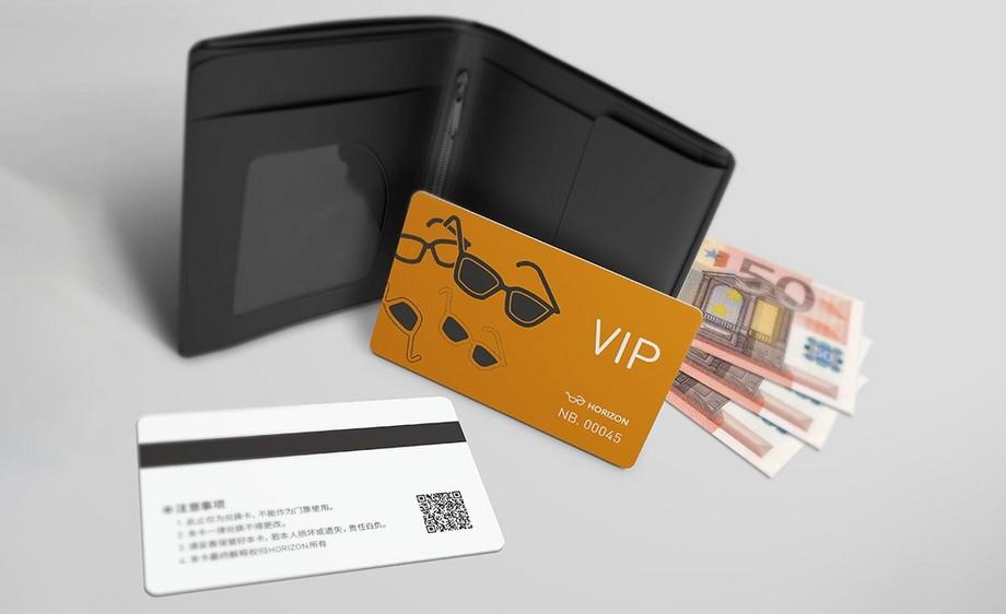 AI-VIP会员卡设计