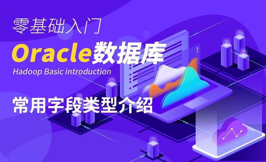 Oracle-常用字段类型介绍