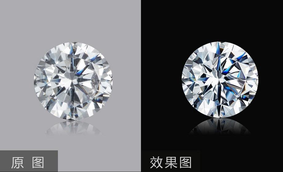PS-珠宝钻石精修