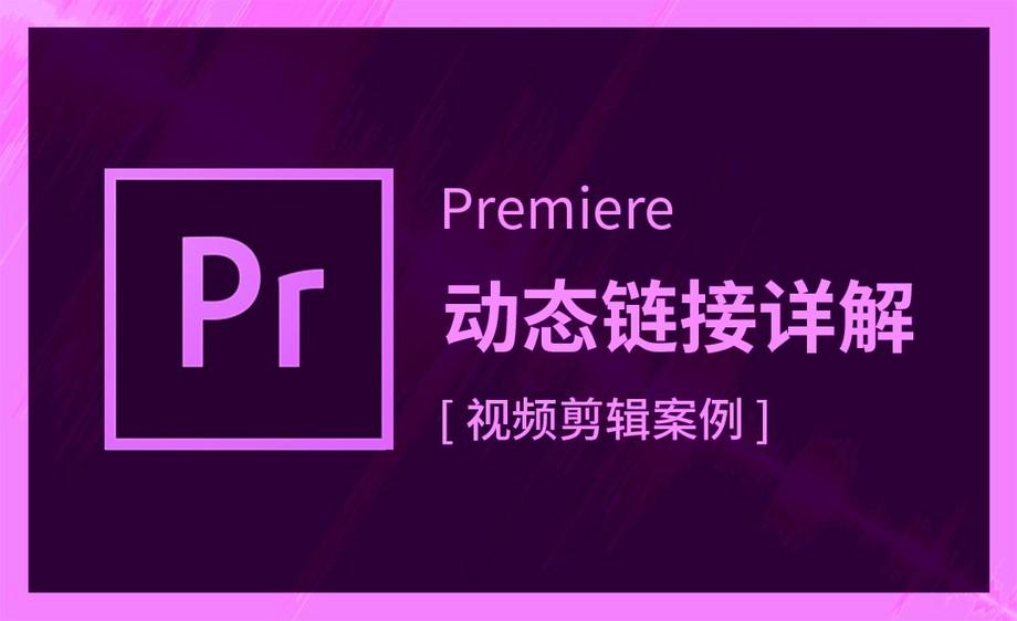 Premiere-动态链接详解