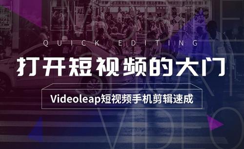 videoleap-手机剪辑系统教学
