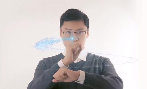 AE-仙侠剧光束特效-粒子特效制作