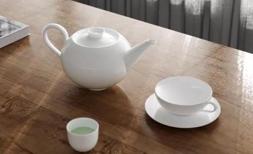 C4D+OC+AE-白色陶瓷茶壶打光教学