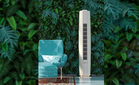 C4D+OC-空调建模(1)-C4D产品建模系列课